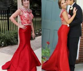 Prom Dresses Red Pro..