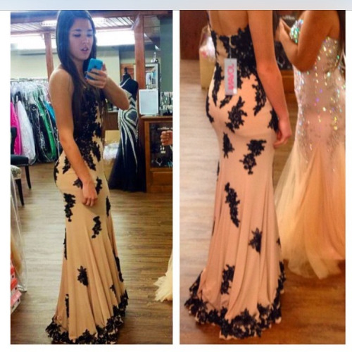 Prom Dresses, Black Prom Dress