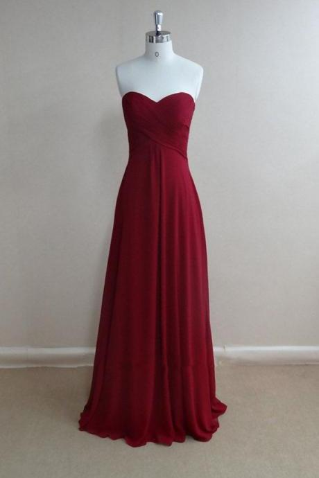 A-Line Simple Prom Dresses,Chiffon Prom Dress,Evening Dresses