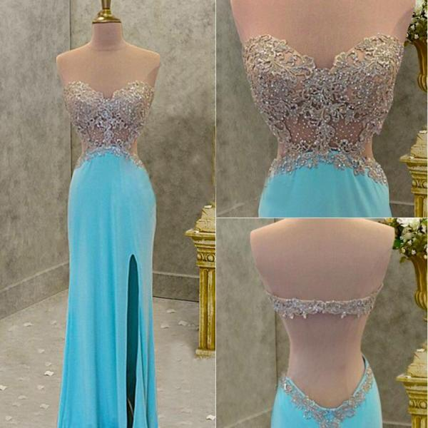 Prom Dresses 2016, Prom Dress2016, Long Prom Dresses, Backless Prom Dresses